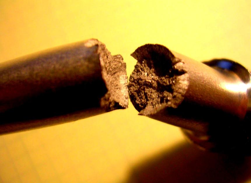 Broken Rod