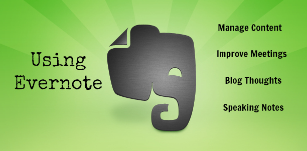 Using Evernote