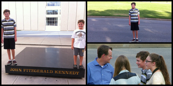 JFK Collage