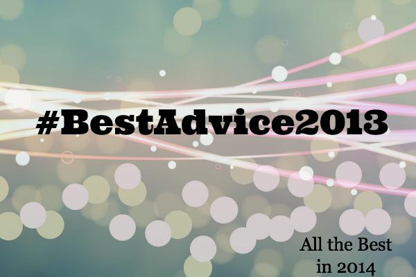 Best Advice 2013